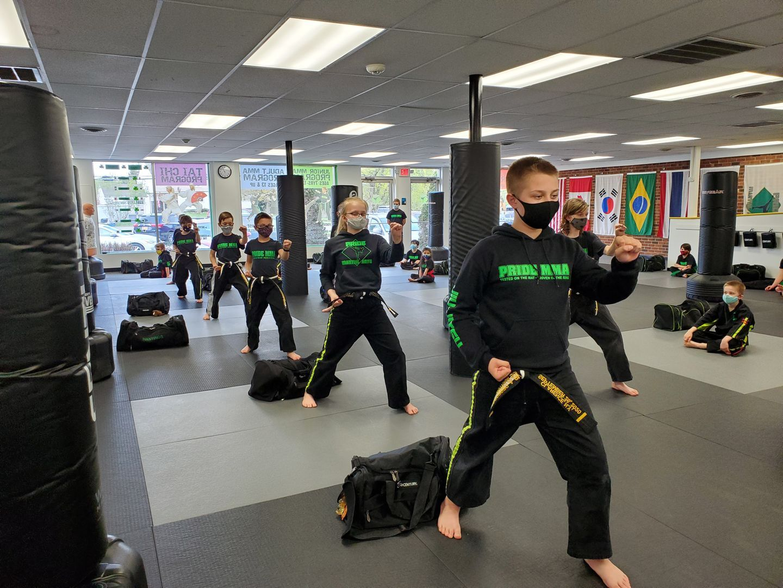 More Than Self-Defense - How Martial Arts Improves Confidence