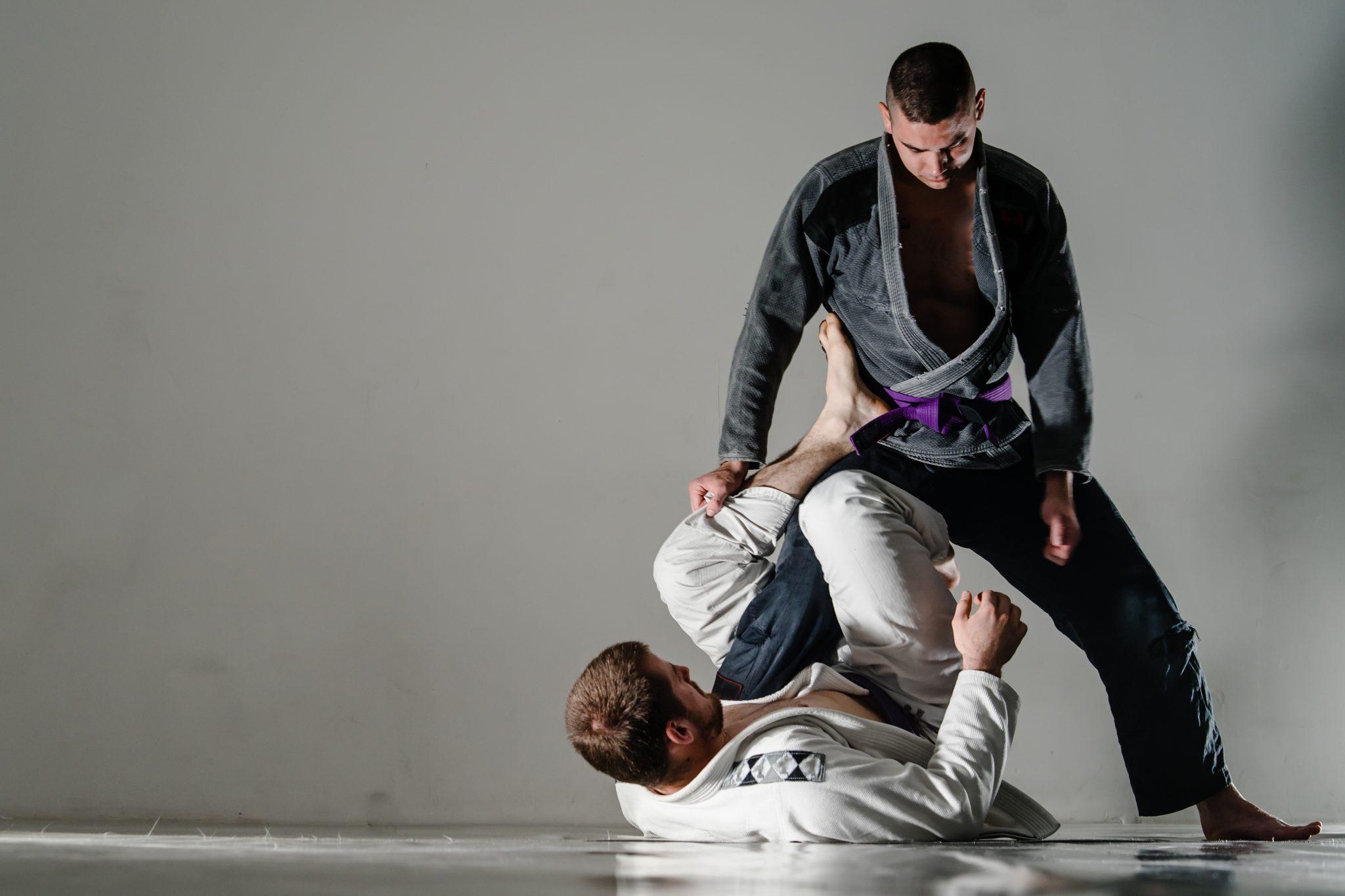6 Undeniable Benefits of Brazilian Jiu-Jitsu
